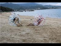 趣味沙滩团建活动项目—星球大战