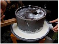 深圳农家乐亲子活动项目—石磨豆浆