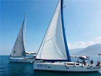 公司团建海上运动—帆船出海