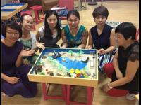深圳企业高端团建经典沙盘项目—沙盘游戏