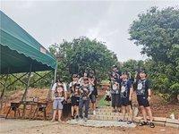 惠州双月湾20人温泉团建一天活动方案推荐