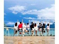 """惠州双月湾沙滩团建-2021""""金九银十 乘风破浪""""莱茵双月湾2天团建活动"""