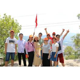 广州帽峰山生态园适合公司团建休闲一日游活动地方