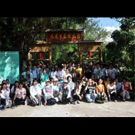 深圳九龙生态园农家乐公司团建休闲一天活动